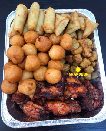 Small Chops Tray